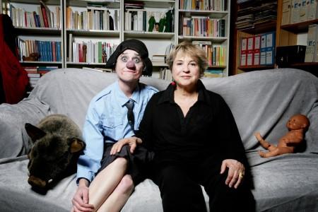 « La Conférence », d'Emma la clown et Catherine Dolto © D.R.