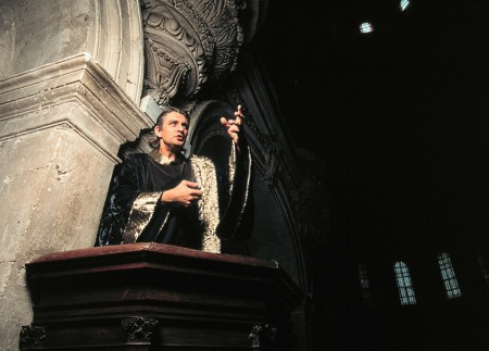 « Sermon du mauvais riche » © Marc Enguérand