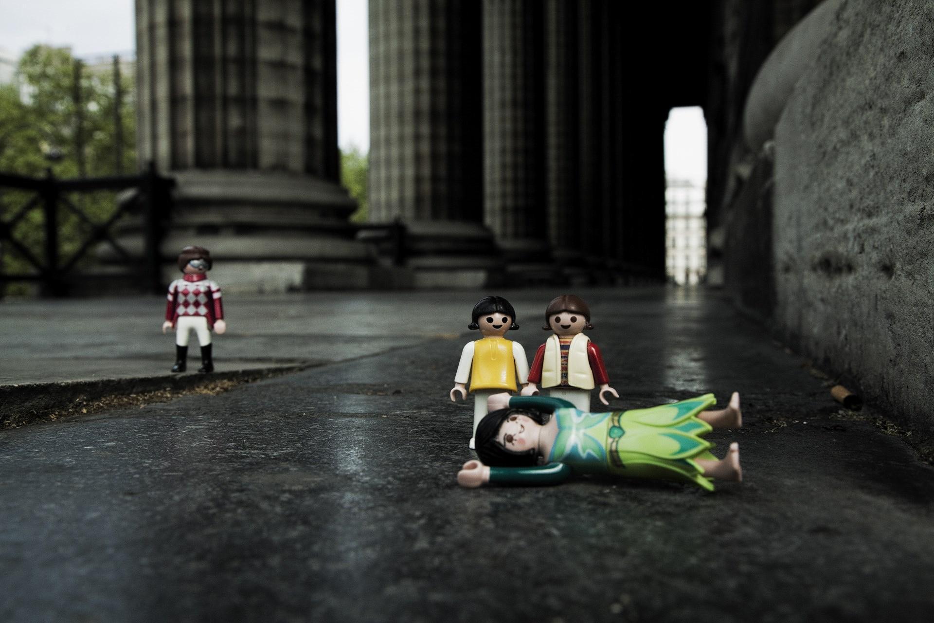 « les Enfants de Médée » © Oscar Viguier