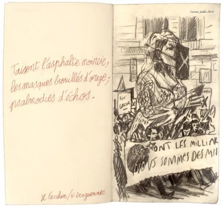 Choses vues au Festival d'Avignon, numéro deux