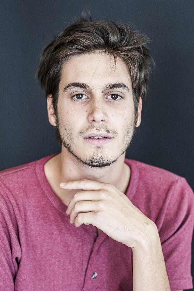 Benjamin Porée © Benoît Jeannot