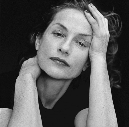 Isabelle Huppert © Peter Lindbergh