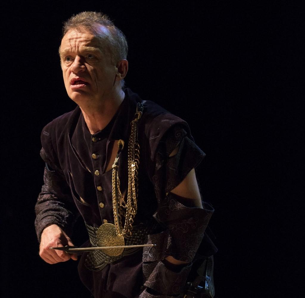 « Richard III » © Christophe Raynaud de Lage