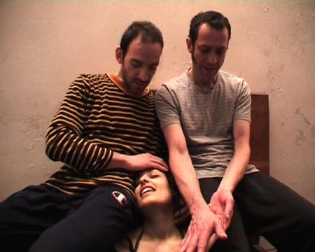 Dramaturgie du corps-Jeu d'acteur © D.R.