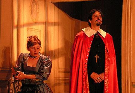 « Célimène et le Cardinal » © D.R.