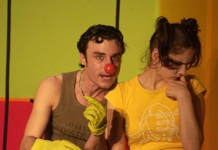 l'Histoire de Ronald, le clown de Mac Donald's © D.R.