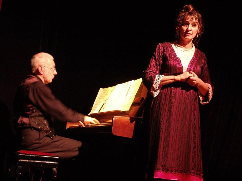 le Je-ne-sais-quoi – Nathalie Joly chante Yvette Guibert © Antonia Bozzi