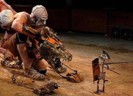 Spartacus © Sylvain Liagre