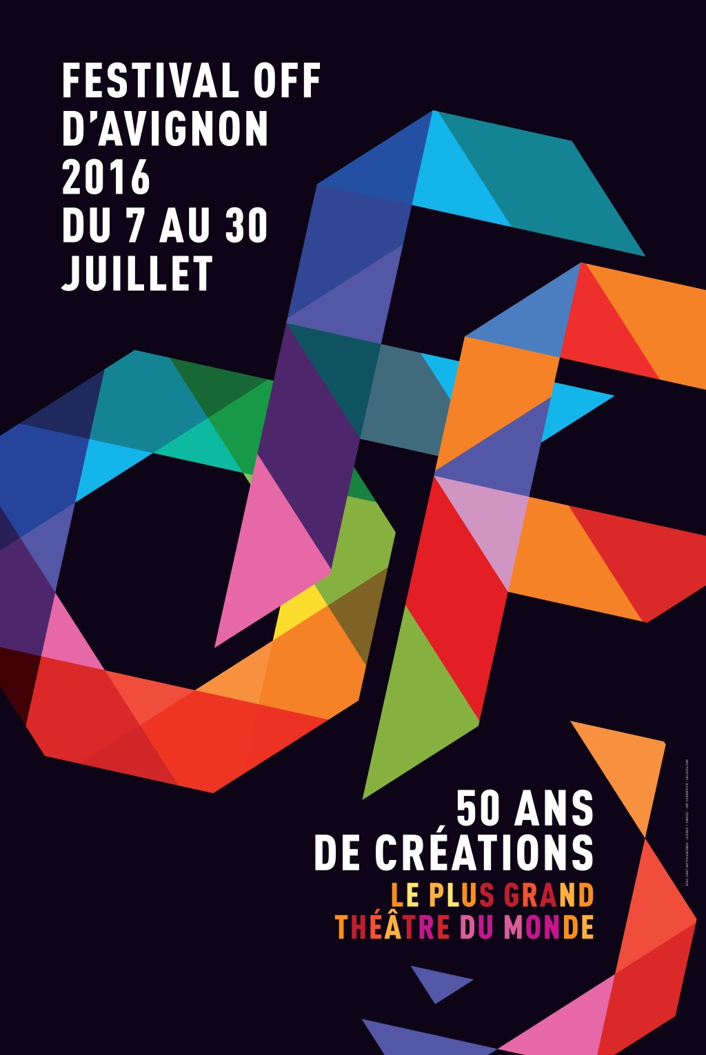 Off d'Avignon 2016