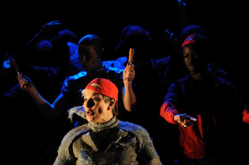 Jojo au bord du monde de st phane jaubertie th tre - Les trois coups au theatre ...