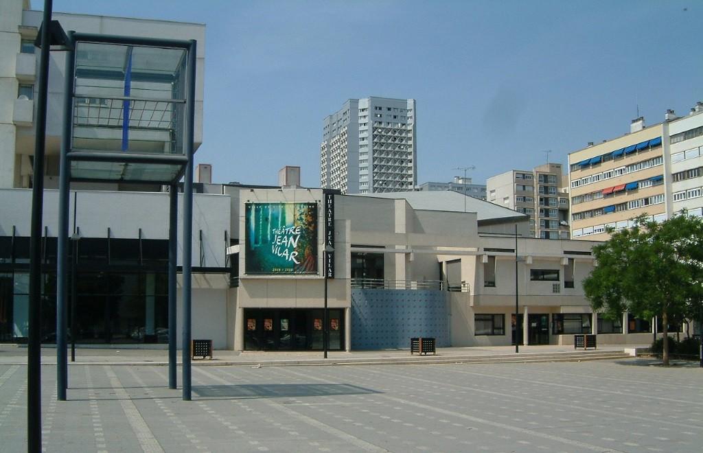 Théâtre Jean-Vilar à Vitry-sur-Seine © D.R.