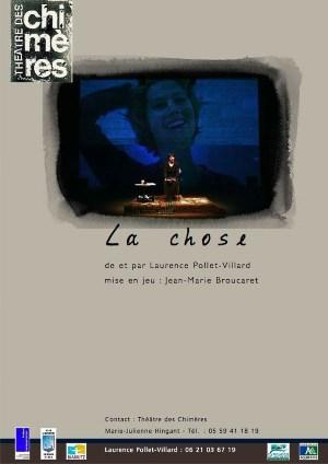 « la Chose» ©D.R.