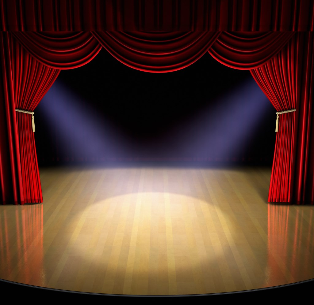 Plateau théâtre