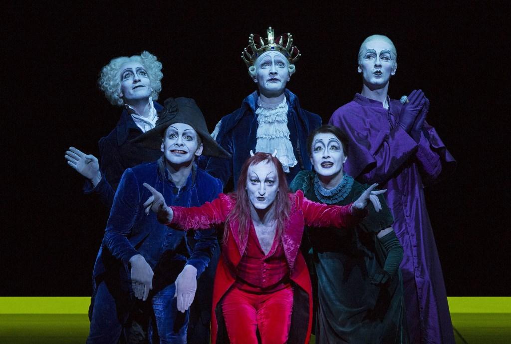 Faust 1 2 de johann wolfgang goethe th tre du - Les trois coups au theatre ...