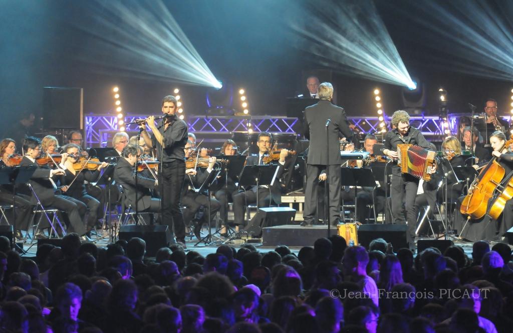Hamon-Martin etl'Orchestre symphonique deBretagne