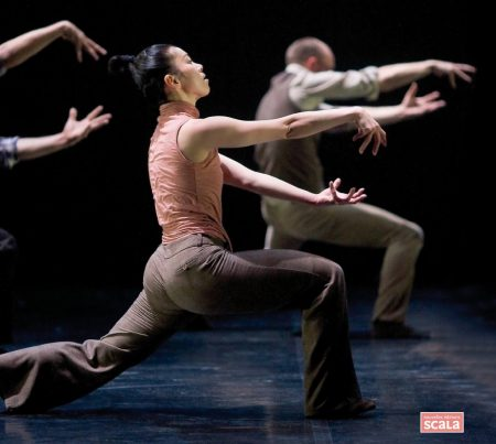 « Danse contemporaine » © Laurent Philippe