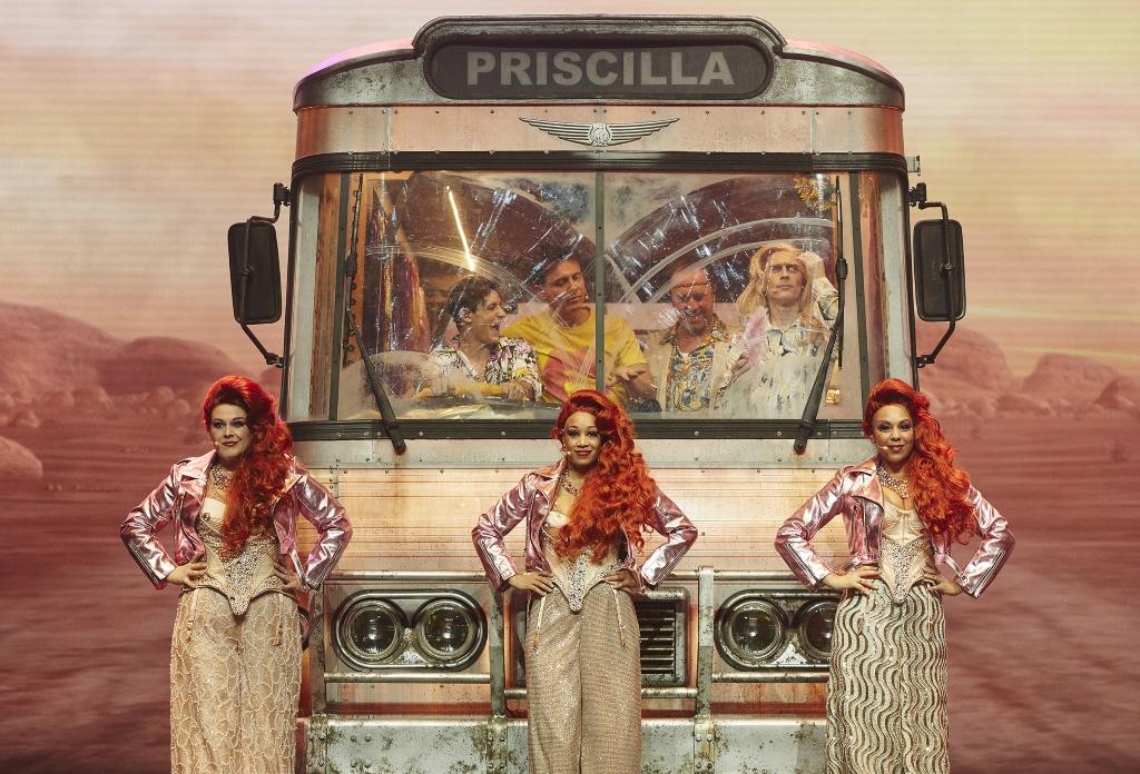 «Priscilla, folle dudésert» ©PascalIto