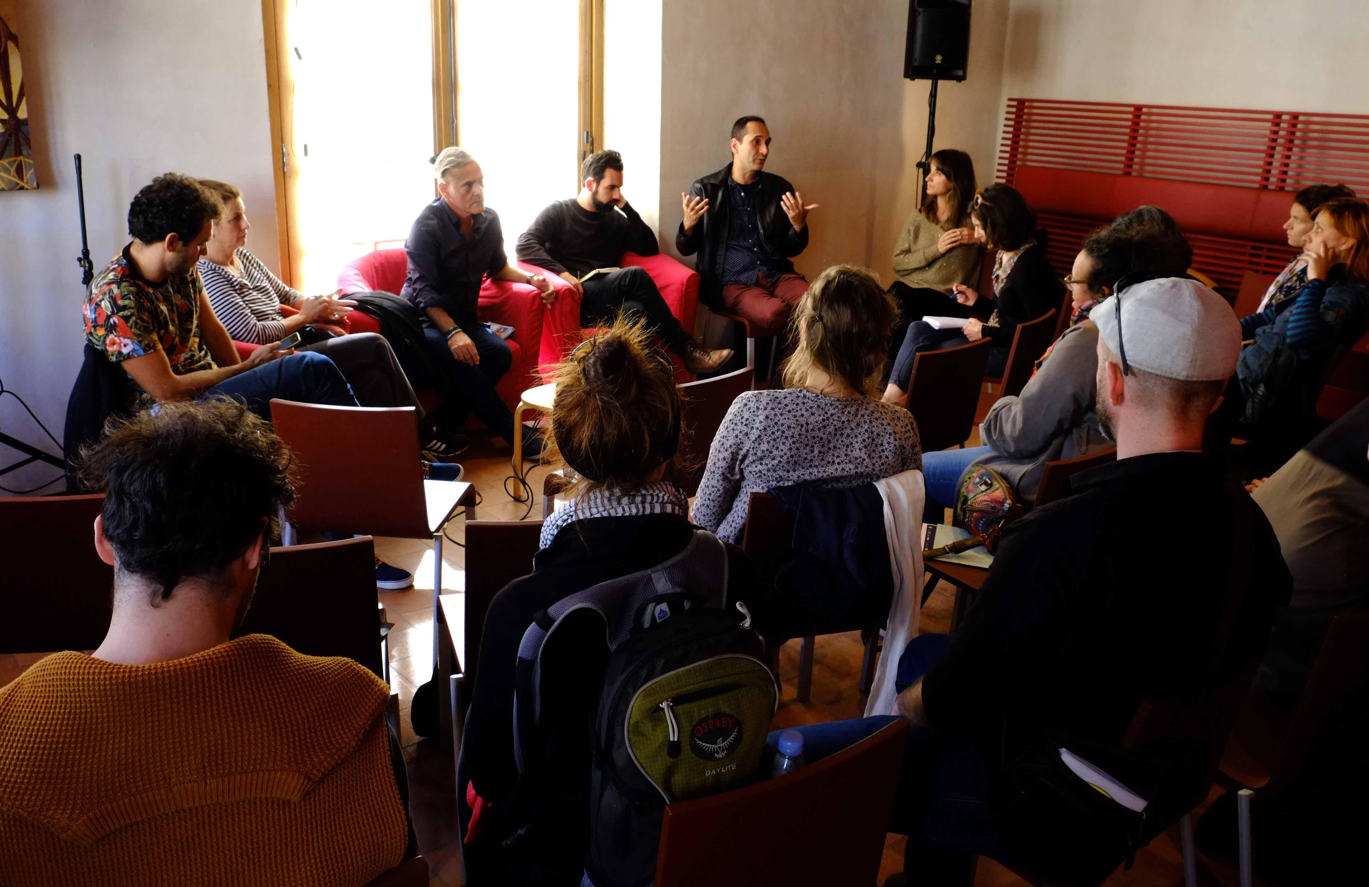 Rencontre professionnelle Scènes d'enfance – ASSITEJ. François Fogel / Scènes d'enfance – ASSITEJ France