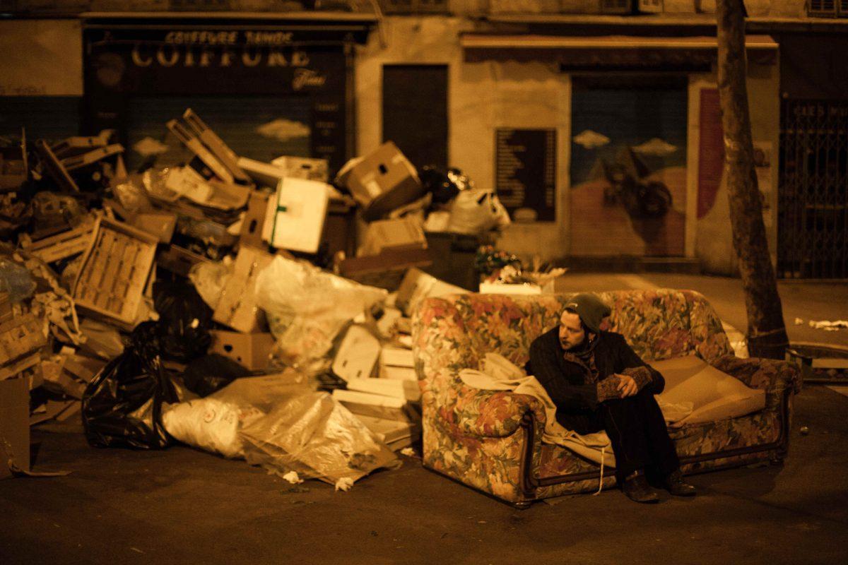 « Looser(s) » de la Kie Faire Ailleurs © Augustin Le Gall