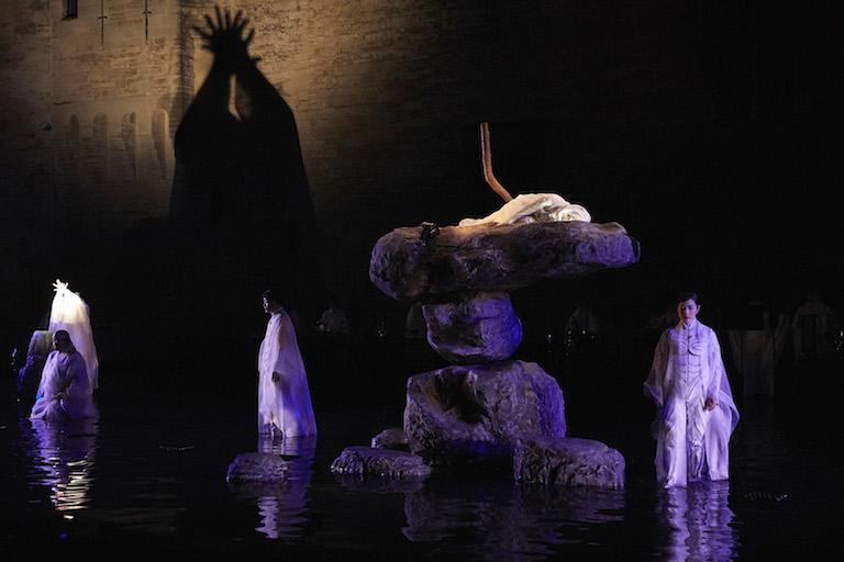 « Antigone », d'après Sophocle © Christophe Raynaud De Lage