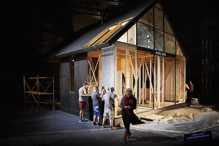 « Ibsen Huis », mise en scène de Simon Stone © Christophe Raynaud de Lage