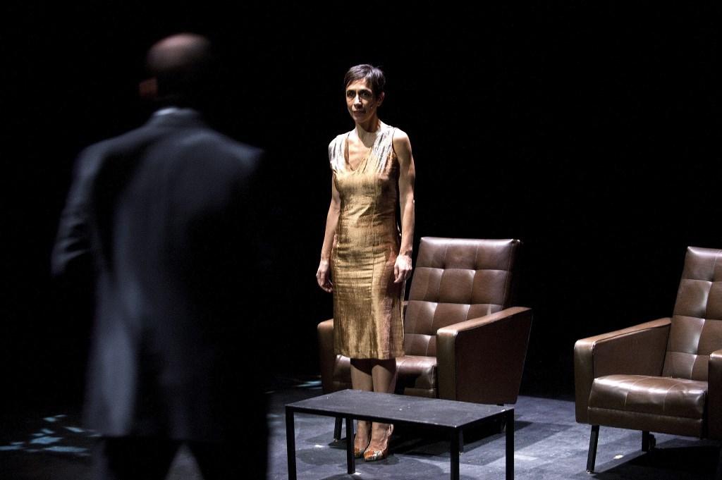 """"""" La réunification des deux Corées - Joël Pommerat © Elisabeth Carecchio"""