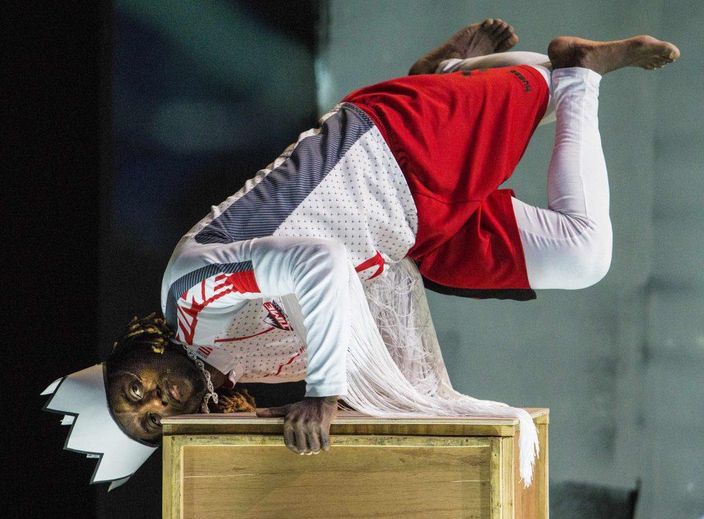 « Œdipe roi », mise en scène de Gilles Pastor © Michel Cavalca