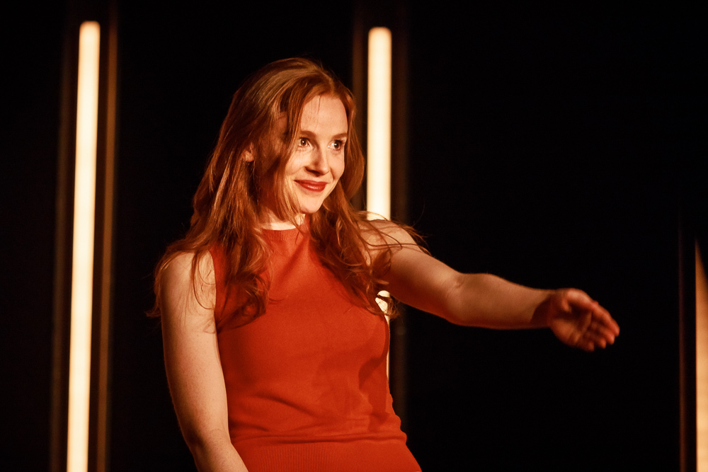 « Marla, portrait d'une femme joyeuse », Théâtre en Flammes © DR