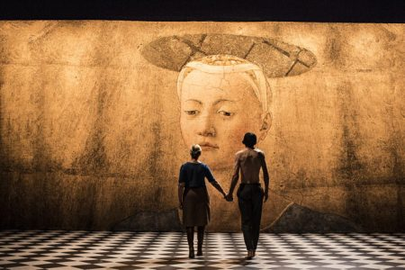 «Tarkovski, le corps du poète », Simon Delétang ©Jean-LouisFernandez