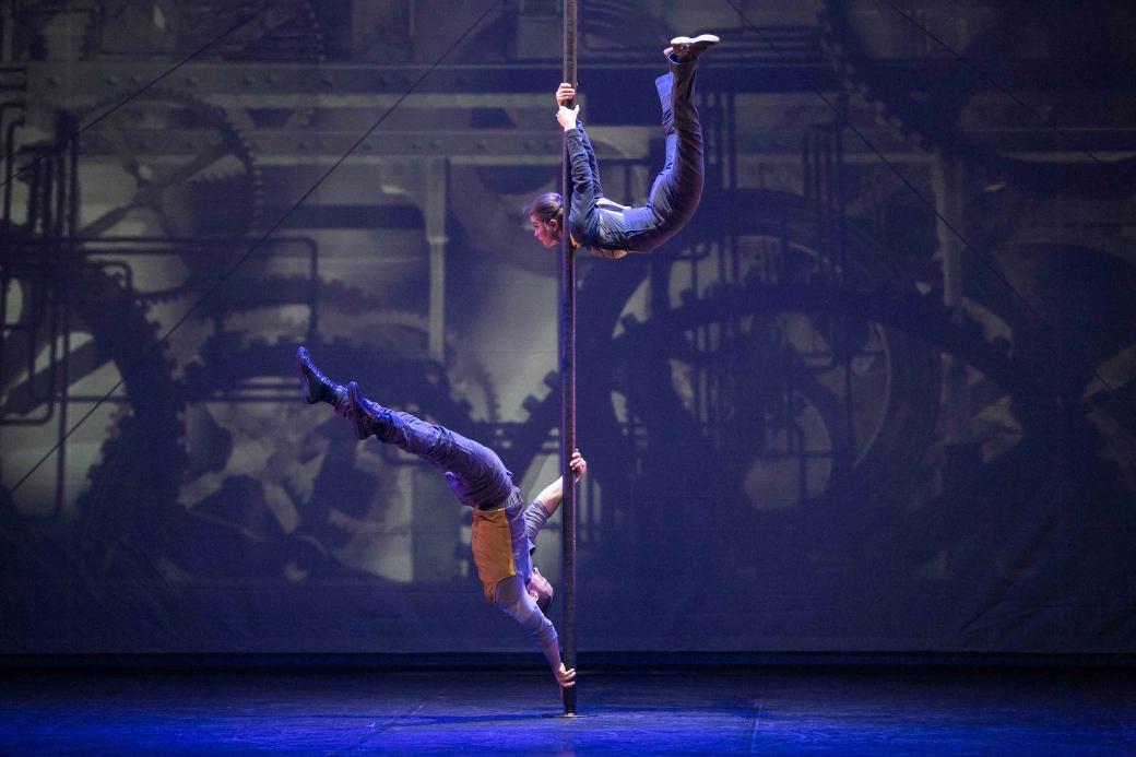 « Cirkopolis », par le Cirque Eloize © Ambra Vernuccio