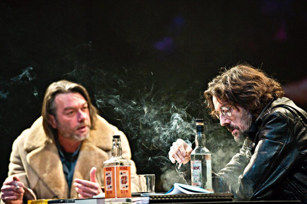 Je suis fassbinder de falk richter au th tre - Les trois coups au theatre ...