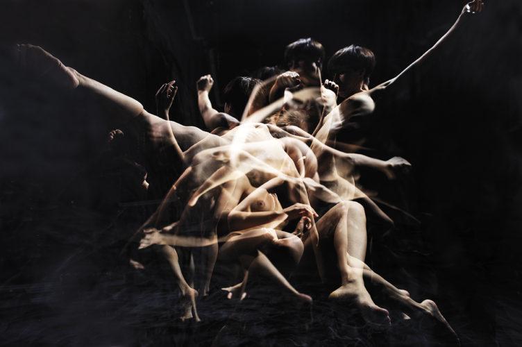 Malika-Djardi-Jackson Pollock-Danser-la-peinture-Laurent-Paillier-Philippe-Verrièle, nouvelles-éditions-Scala