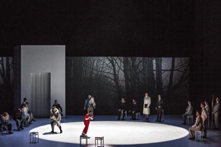 « le Cercle de craie » - Mise en scène de Richard Brunel © Jean-Louis Fernandez