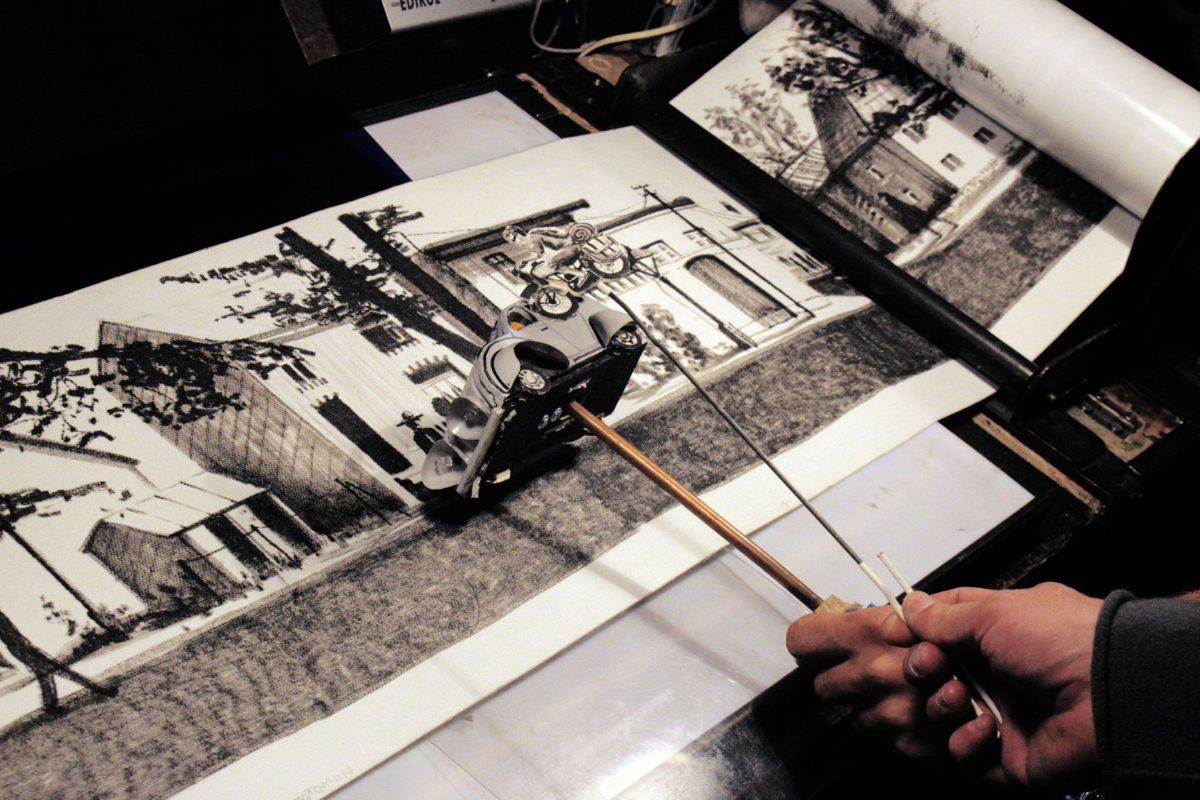 « Congés payés » de et avec Jean-Baptiste Maillet et Romain Bermond © Jean-Marc Besenval
