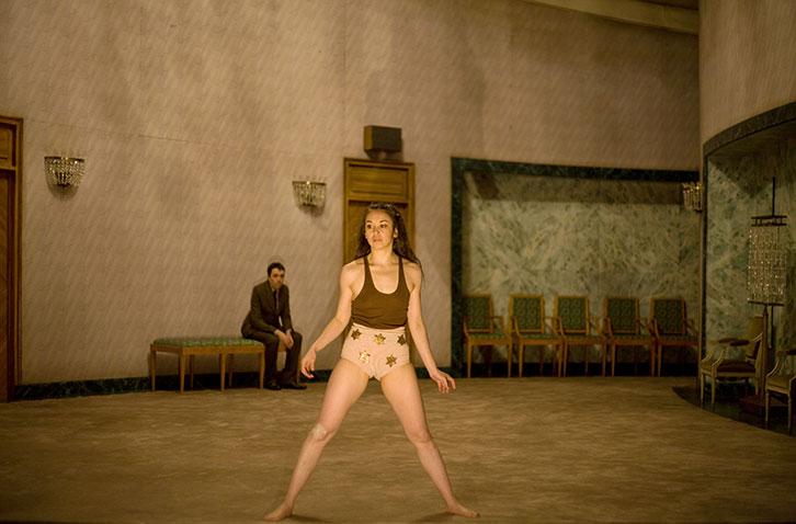 « Jan Karski »de Yannick Haenel – Mise en scène d'Arthur Nauzyciel ©Frédéric Nauczyciel - Centre Dramatique National Orléans Loiret Centre