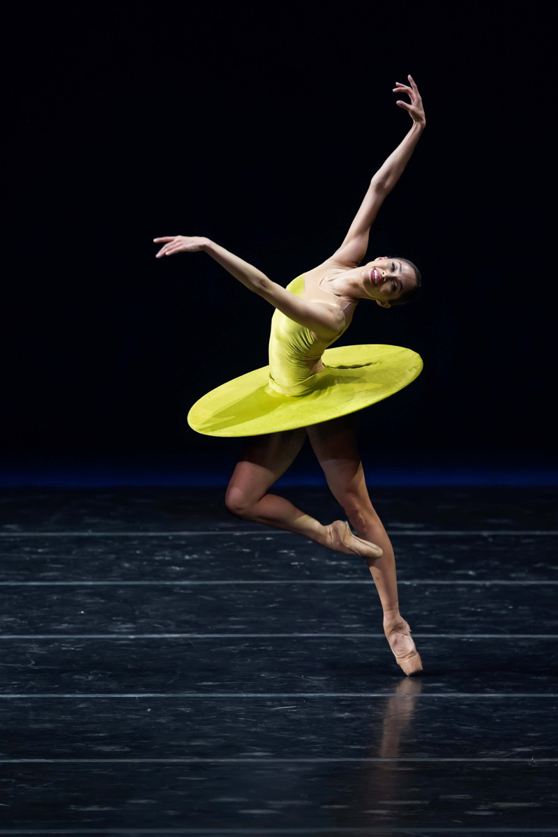 « The Vertiginous Thrill of Exactitude » – Chorégraphie de William Forsythe © Jesus Vallinas