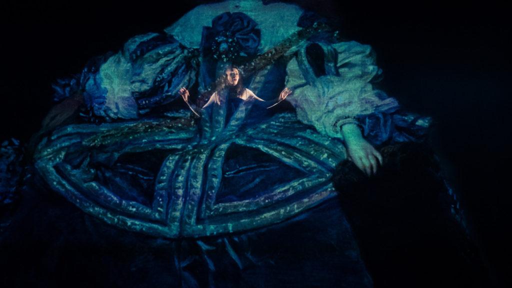 «Les Ménines» d'ErnestoAnaya –Mise en scène de Sylvie Mongin-Algan ©JoranJuvin