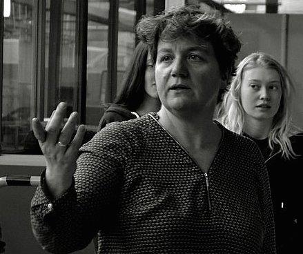 Anne-Frédérique Bourget © Margot Briand