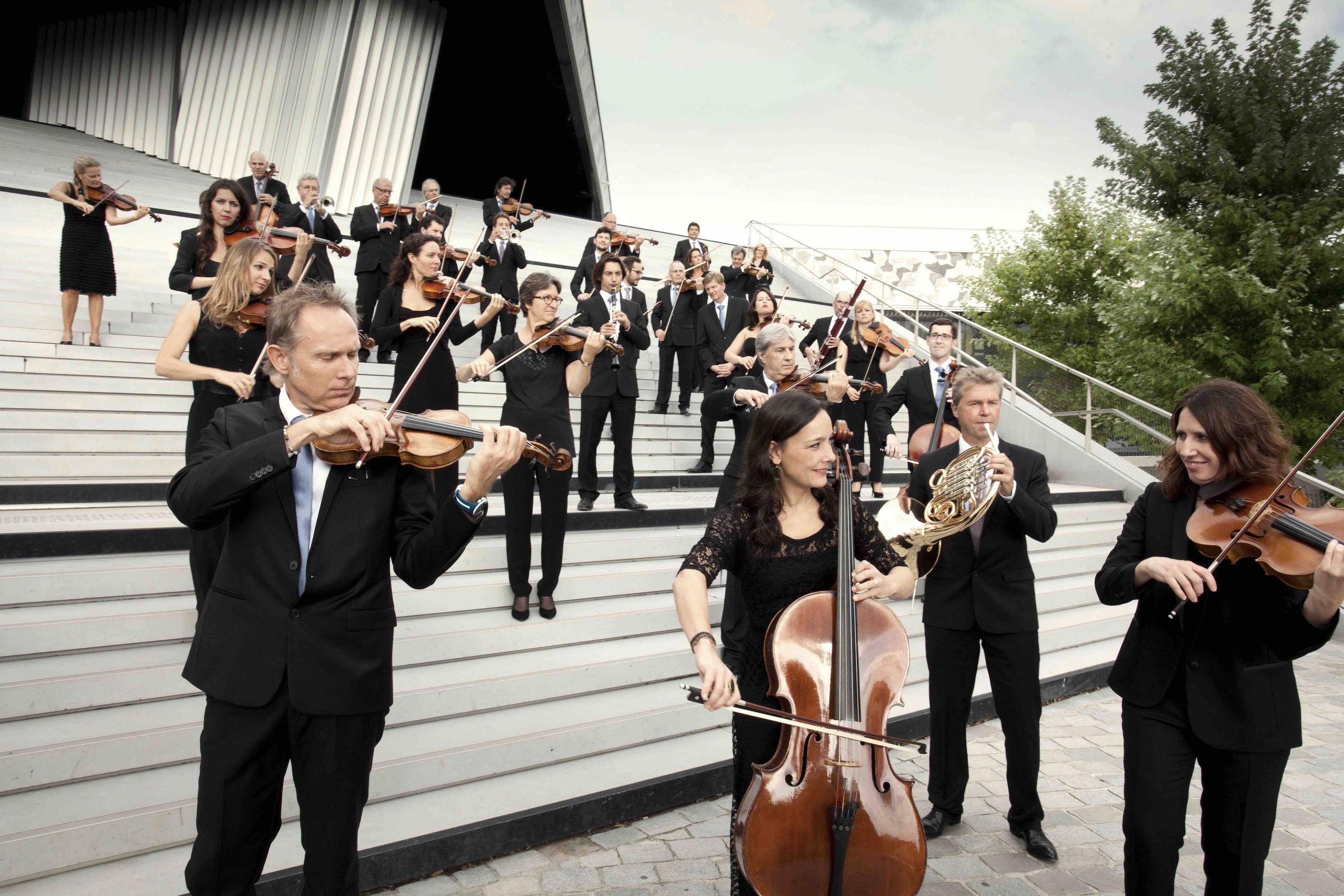 Orchestre de chambre de paris pierre morales les trois - Orchestre de chambre de paris ...