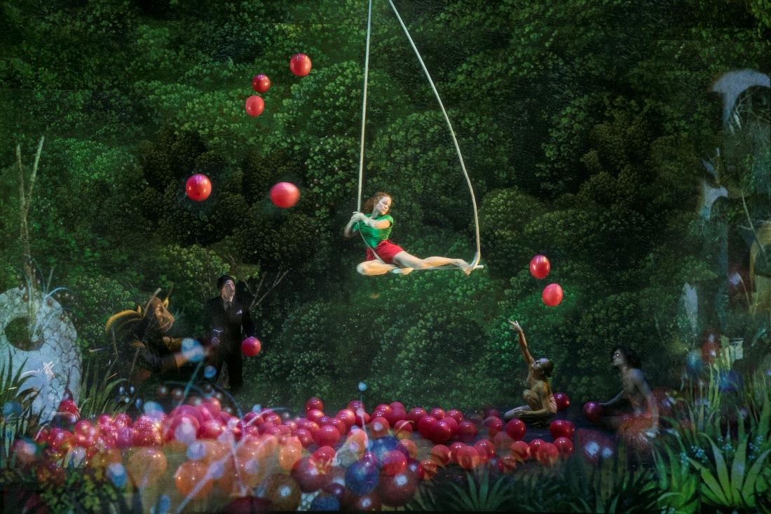 « Bosch dreams » des 7 doigts de la main© per Morten Abrahamsen