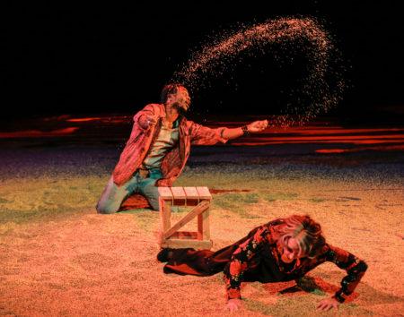 «L'Échange» de Paul Claudel – Mise en scène de ChristianSchiaretti ©MichelCavalca