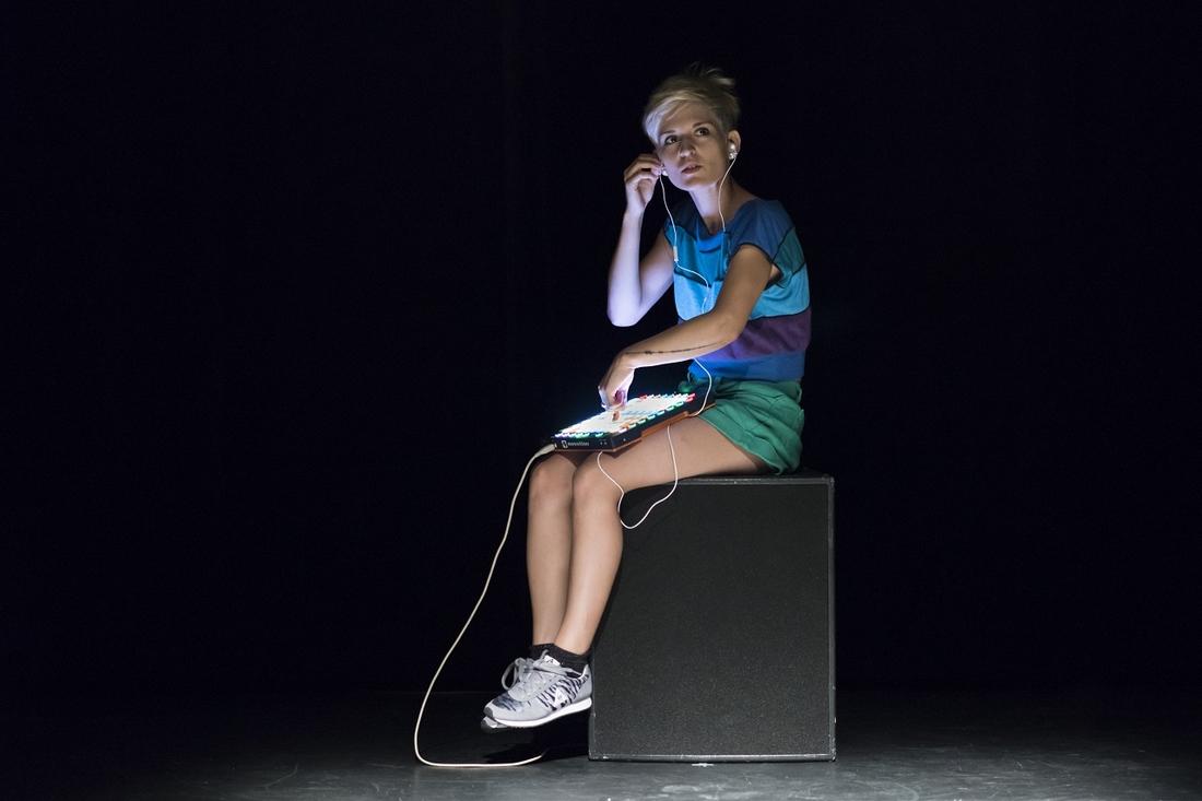 « Blablabla » de Joris Lacoste – Mise en scène d'Emmanuelle Lafon © MartinArgyroglo