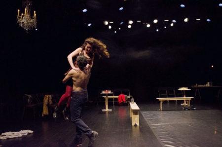 « Le Misanthrope» de Molière – Mise en scène de Thibault Perrenoud © Alice Colomer