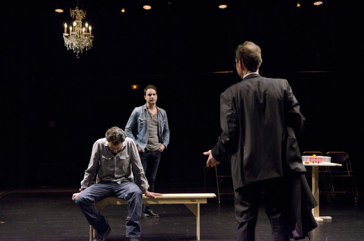 « Le Misanthrope» de Molière, mise en scène de Thibault Perrenoud © Alice Colomer