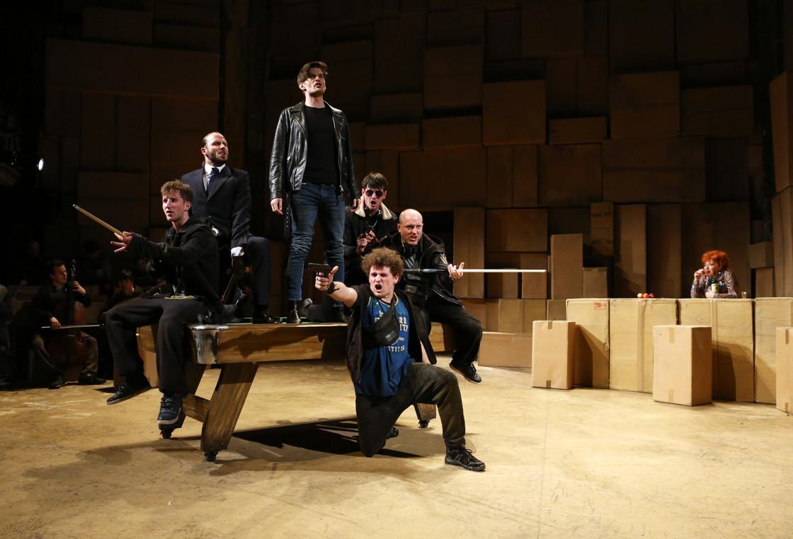 «The Beggar's opera» de John GayetJohann Christoph Pepusch – Mise en scène de Robert Carsen © Patrick Berger
