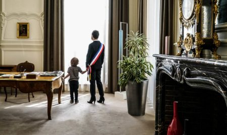 « Qui va garder les enfants » de Nicolas Bonneau et Fanny Chériaux © Richard Volante