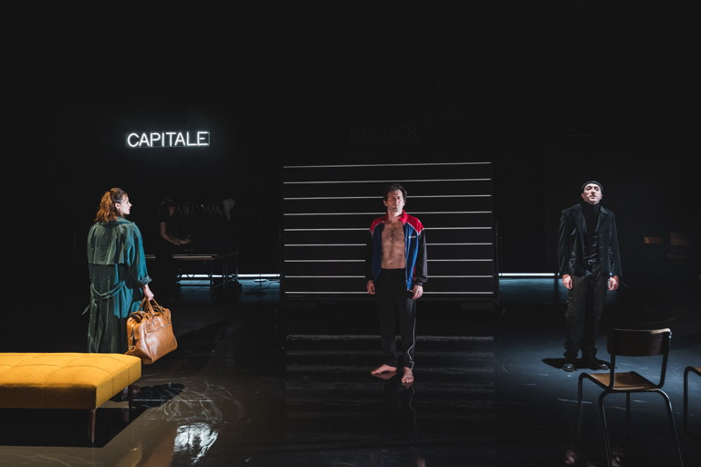 Mephisto {Rhapsodie} de Samuel Gallet – Mise en scène de Jean-Pierre Baro © Gwendal Le Flem