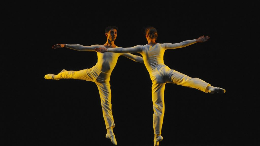 « Dance » de Lucinda Childs © Jaime Roque de La Cruz