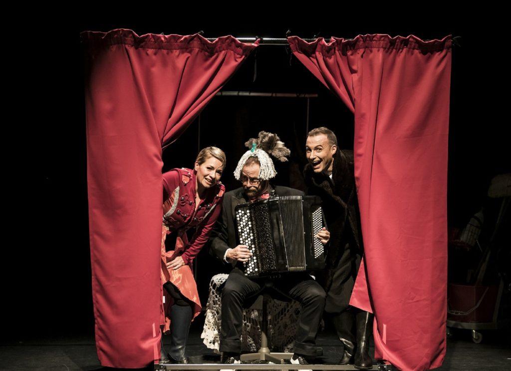 « Sauvons la caisse » et « Faust et Marguerite » © Julien Benhamou