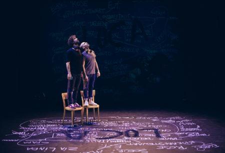 « L.U.C.A »de et avec Grégory Carnoli, Hervé Guerrisi © Leslie Artamonow